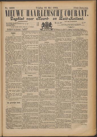 Nieuwe Haarlemsche Courant 1905-05-26