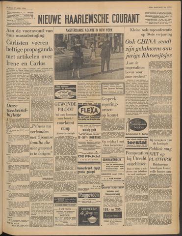 Nieuwe Haarlemsche Courant 1964-04-17