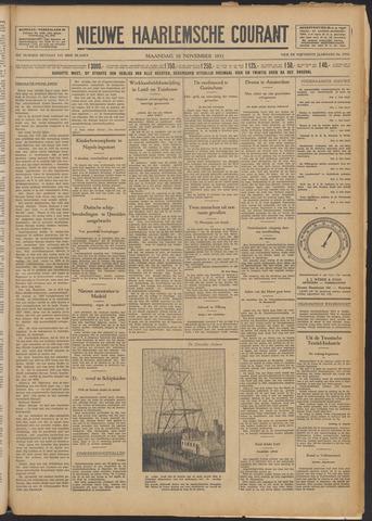 Nieuwe Haarlemsche Courant 1931-11-16