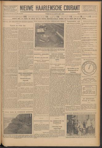 Nieuwe Haarlemsche Courant 1932-01-22