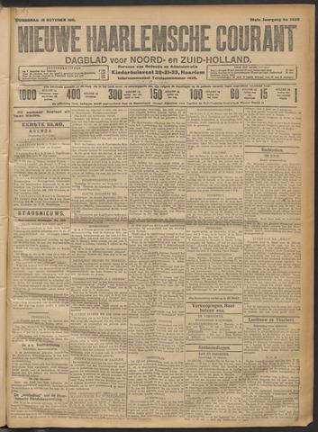 Nieuwe Haarlemsche Courant 1911-10-18