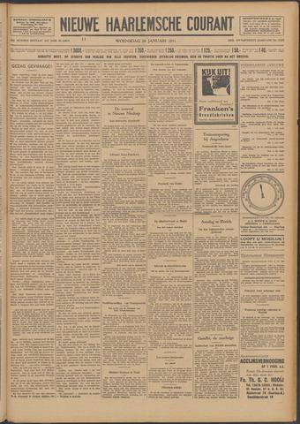 Nieuwe Haarlemsche Courant 1931-01-28