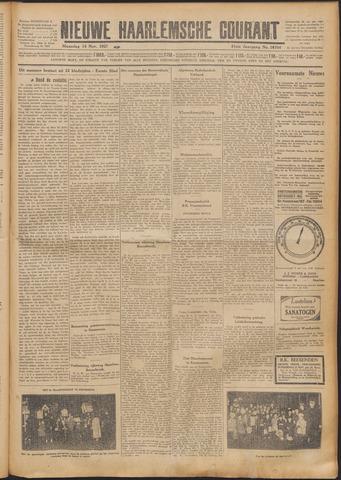 Nieuwe Haarlemsche Courant 1927-11-14