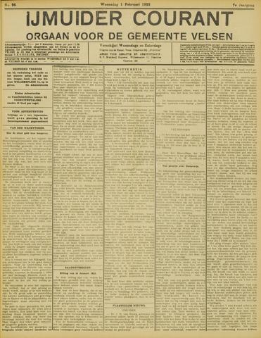 IJmuider Courant 1922-02-01