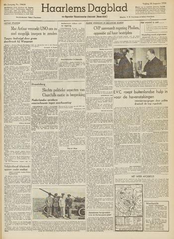 Haarlem's Dagblad 1950-08-18