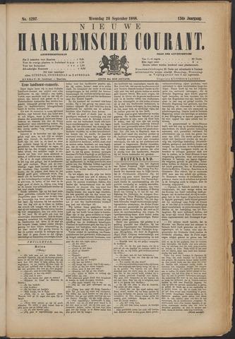 Nieuwe Haarlemsche Courant 1888-09-26