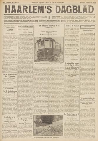 Haarlem's Dagblad 1926-02-08
