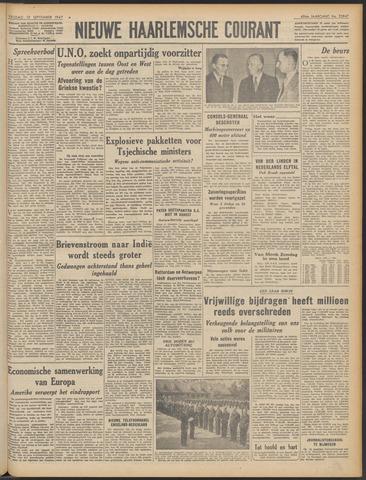 Nieuwe Haarlemsche Courant 1947-09-12