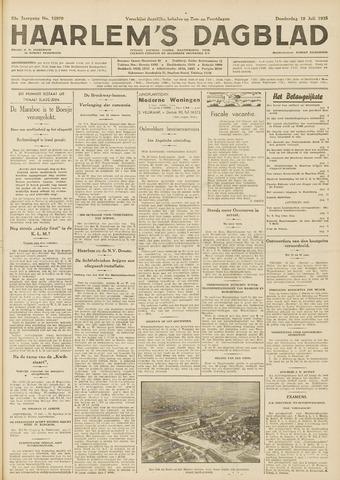 Haarlem's Dagblad 1935-07-18