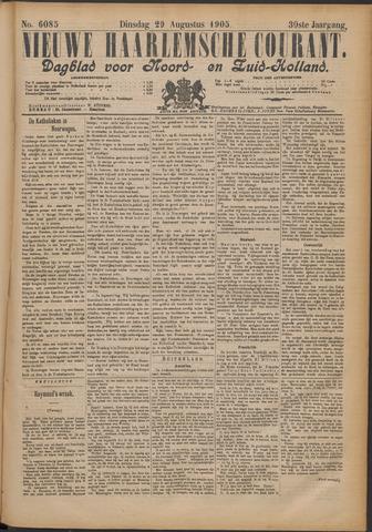 Nieuwe Haarlemsche Courant 1905-08-29