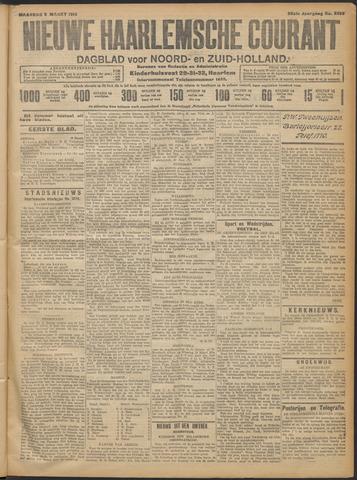 Nieuwe Haarlemsche Courant 1914-03-09