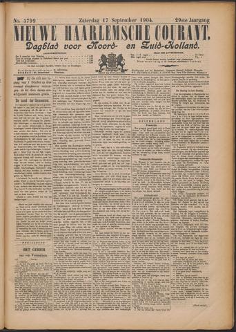 Nieuwe Haarlemsche Courant 1904-09-17