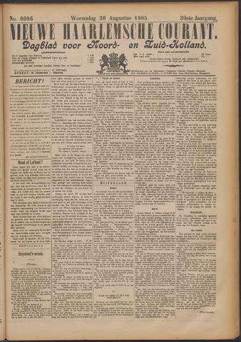 Nieuwe Haarlemsche Courant 1905-08-30