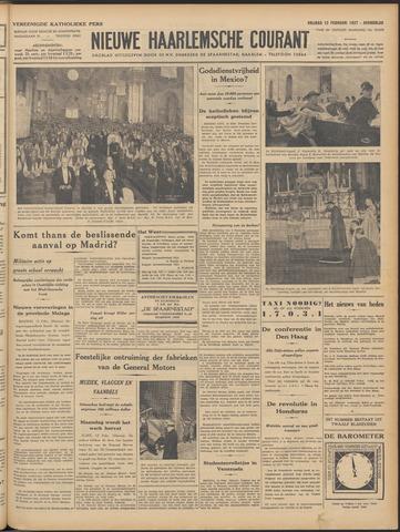 Nieuwe Haarlemsche Courant 1937-02-12