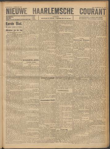 Nieuwe Haarlemsche Courant 1921-02-09