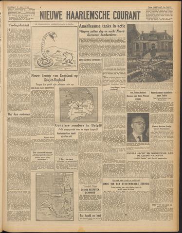 Nieuwe Haarlemsche Courant 1950-07-11