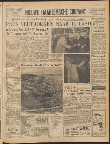 Nieuwe Haarlemsche Courant 1964-01-04
