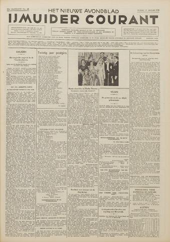 IJmuider Courant 1938-01-21