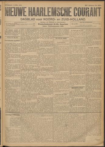 Nieuwe Haarlemsche Courant 1908-04-04