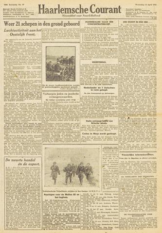 Haarlemsche Courant 1943-04-14