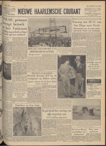Nieuwe Haarlemsche Courant 1957-05-07
