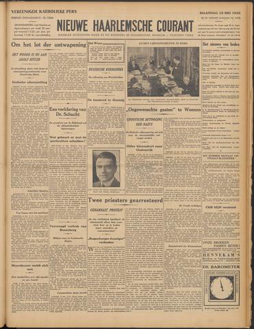 Nieuwe Haarlemsche Courant 1933-05-15
