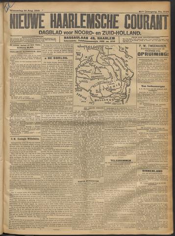 Nieuwe Haarlemsche Courant 1916-08-30