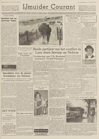 IJmuider Courant 1959-08-12
