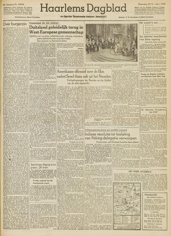 Haarlem's Dagblad 1950-09-20