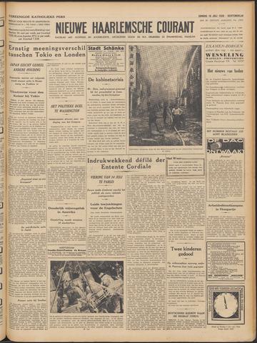 Nieuwe Haarlemsche Courant 1939-07-16