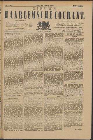 Nieuwe Haarlemsche Courant 1896-02-14