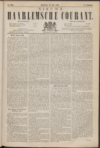 Nieuwe Haarlemsche Courant 1882-07-13
