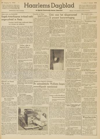 Haarlem's Dagblad 1950-01-04