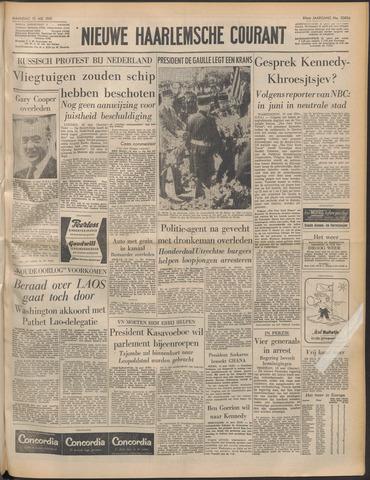 Nieuwe Haarlemsche Courant 1961-05-15