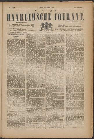 Nieuwe Haarlemsche Courant 1890-03-21