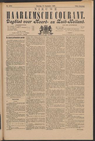 Nieuwe Haarlemsche Courant 1897-09-25