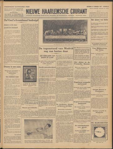 Nieuwe Haarlemsche Courant 1937-02-27