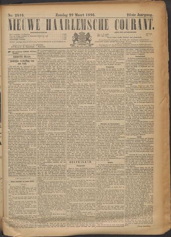 Nieuwe Haarlemsche Courant 1896-03-29