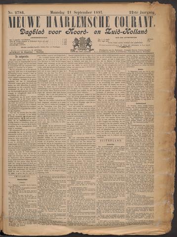 Nieuwe Haarlemsche Courant 1897-09-20