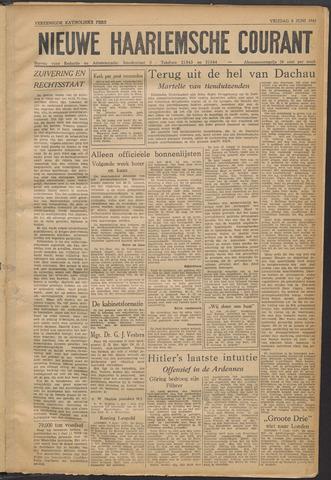 Nieuwe Haarlemsche Courant 1945-06-08