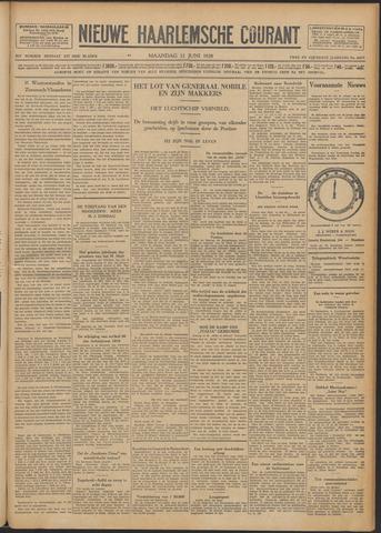 Nieuwe Haarlemsche Courant 1928-06-11