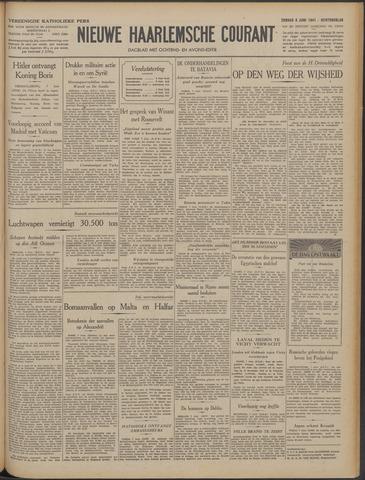 Nieuwe Haarlemsche Courant 1941-06-08