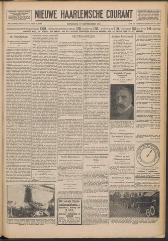 Nieuwe Haarlemsche Courant 1931-09-15