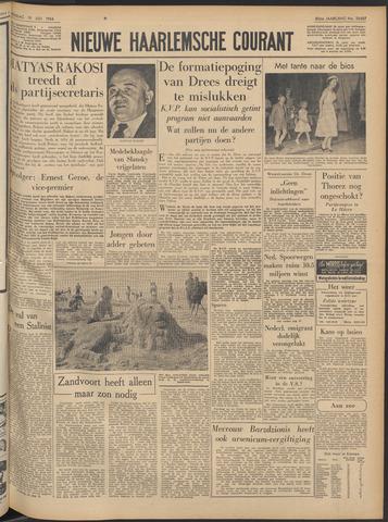 Nieuwe Haarlemsche Courant 1956-07-19