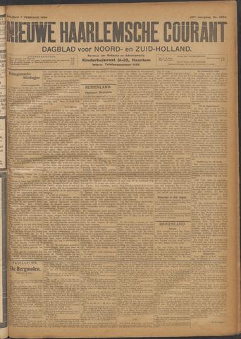 Nieuwe Haarlemsche Courant 1908-02-07