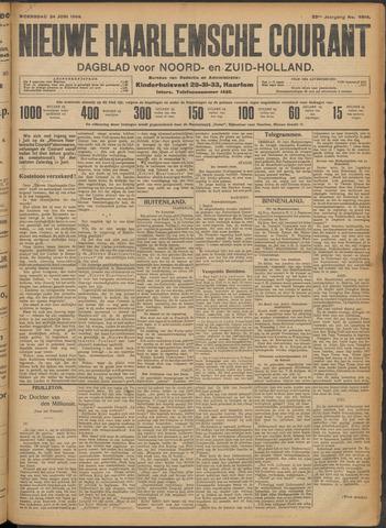 Nieuwe Haarlemsche Courant 1908-06-24