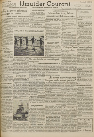 IJmuider Courant 1948-07-26