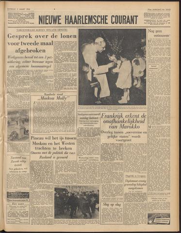 Nieuwe Haarlemsche Courant 1956-03-03