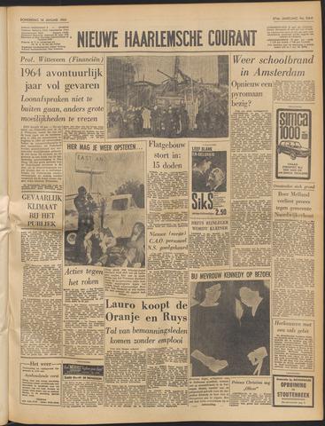 Nieuwe Haarlemsche Courant 1964-01-16