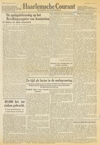 Haarlemsche Courant 1943-07-01
